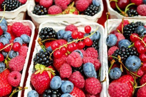 インフルエンザには果物