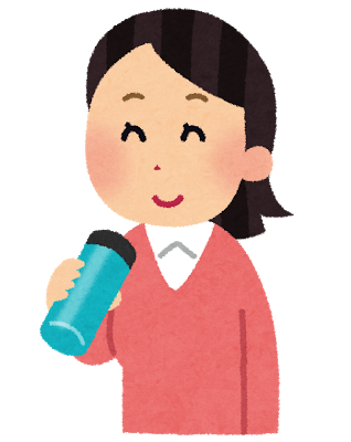 脱水症状の時の飲み物