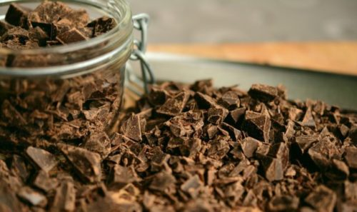 チョコレートインフルエンザ