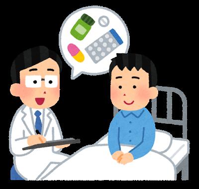インフルエンザの試験