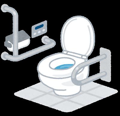 トイレからノロウイルス