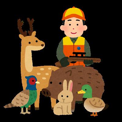 狩猟感染症