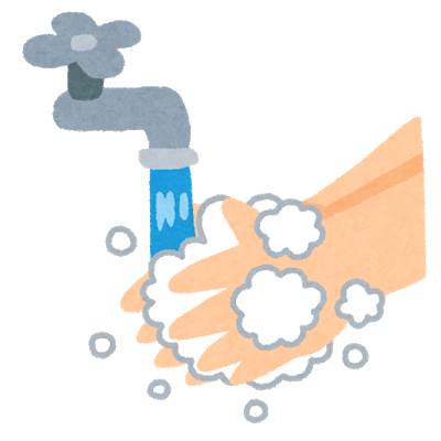 手洗い インフルエンザ予防